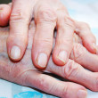 Old hands — Stock Photo #1615324