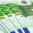 100 euro banknotes — Stock Photo