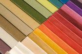 Kleurrijke stof — Stockfoto