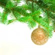 New year's decoration — Stock Photo #1400914