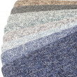 Carpet samples - Stockfoto