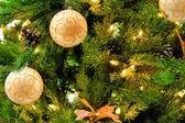 Nieuwjaar decoratie — Stockfoto