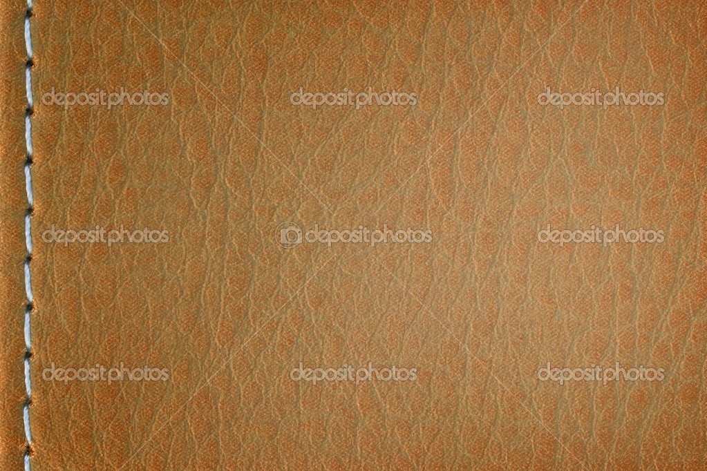Close up of blue leather cover book — Stock Photo #1401591