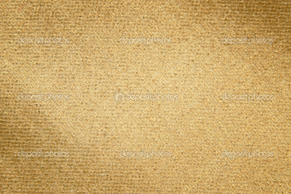 Grunge gold fabric textured can be background  Photo #1402515