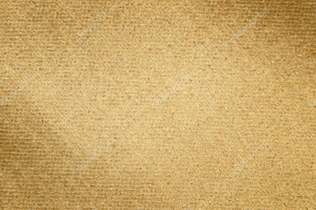 Grunge gold fabric textured can be background — Stock Photo #1402515