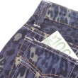 Royalty-Free Stock Photo: Jeans pocket