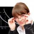 Yang teacher — Stock Photo