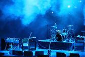パフォーマンス ステージ — ストック写真