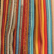 Colorful fabrics - Foto de Stock