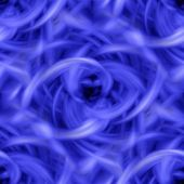 Background Flames Blue Seamless — Stock Photo