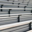 Bleachers — Stock Photo