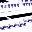 Mixing Console — Stock Photo #1742840