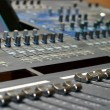 Mixing Console — Stock Photo #1742850
