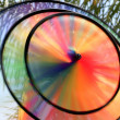 Wind Wheel - Stock Photo