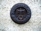 German Reich Seal — Stock Photo