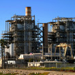Natural Gas Power Plant — Stock Photo