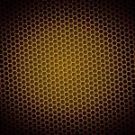 fond de nid d'abeilles — Photo