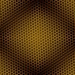 Royalty-Free Stock Photo: Honeycomb Background Seamless