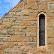 Small Church Windows — Stock Photo