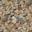 Royalty-Free Stock Photo: Seamless Background Gravel Stones
