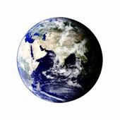 Earth Globe — Stock Photo