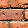 brick wall closeup — Stock Photo