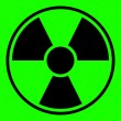 Radiation Warning Sign - 