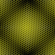Royalty-Free Stock Photo: Honeycomb Background Seamless yellow