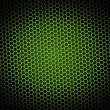 Royalty-Free Stock Photo: Honeycomb Background Green