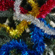 Christmas tree ornaments — Photo