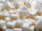 Lump sugar — Stock Photo