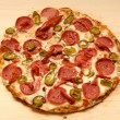 Pizza — Stock Photo #1411599