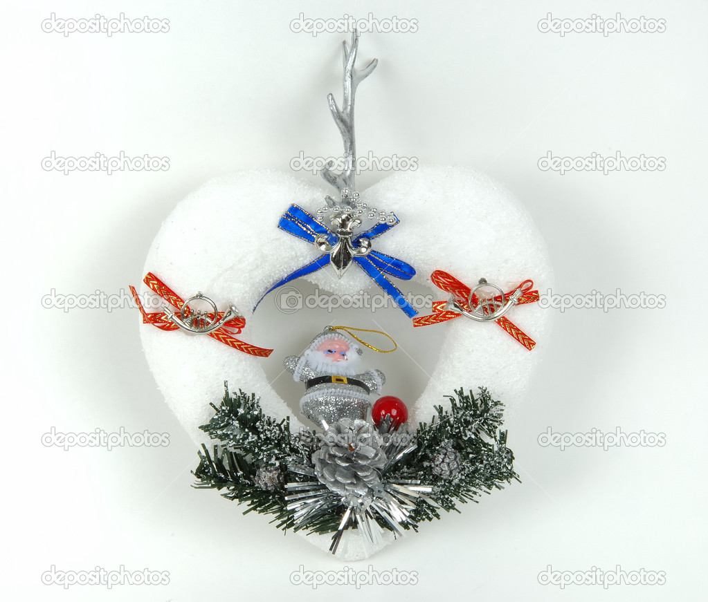 Christmas ornament for new year — Stock Photo #1412310