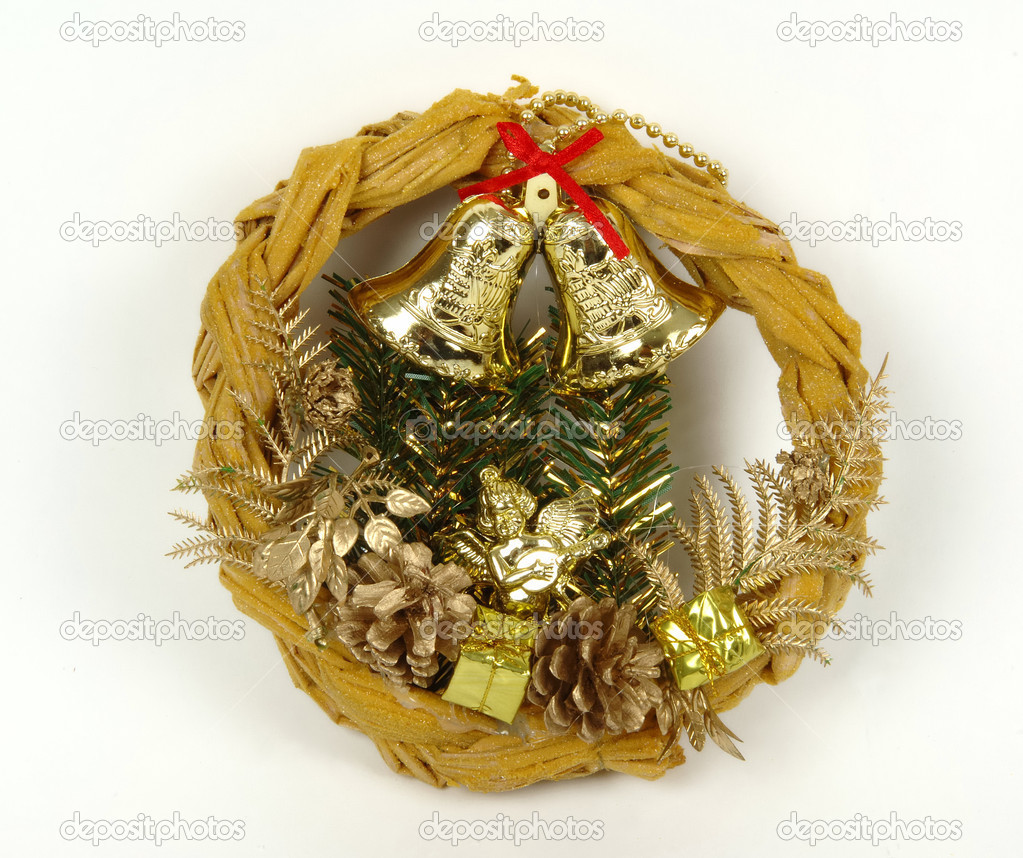 Christmas ornament for new year  Stock Photo #1412340