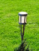 Solar lamp — Stock Photo