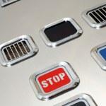 Button — Stock Photo