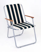 Summer chair — Stock fotografie