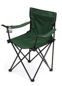 Camping seat — Stock Photo
