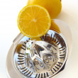 Stock Photo: Citrus squeezer