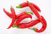 Spicy red chili pepper — Stock Photo