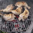 Chicken Barbecue - Stock Photo