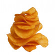Royalty-Free Stock Photo: Stack of potato chips