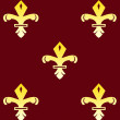 Burgundy gold background — Stock Photo