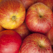 Red Apples, close-up — Stockfoto