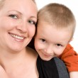 Mother with little son — Stock Photo #1866695