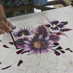 Batik — Stock Photo #1359230