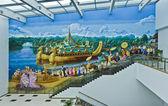 Burmese culture — Stock Photo
