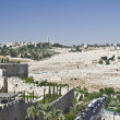 The Mount of Olives - Stock Photo
