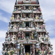 Sri Mariamman Hindu temple — Stock Photo #1975960