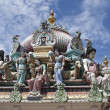 Sri Mariamman Hindu temple — Stock Photo #1975962